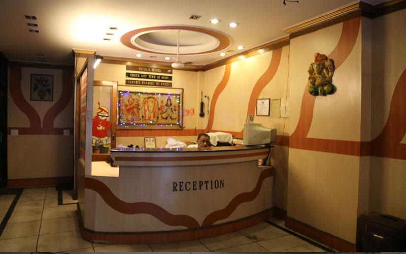 Hotel Dewan Palace