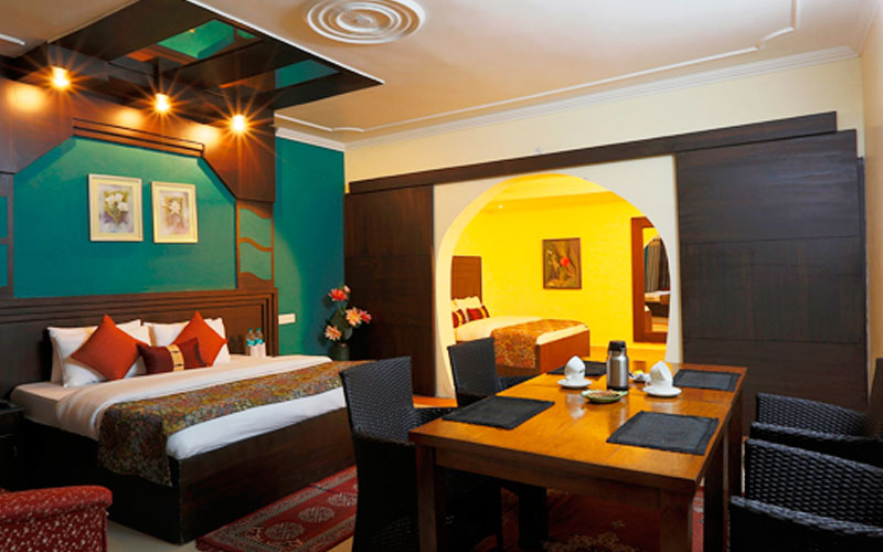 Hotel-Mongas