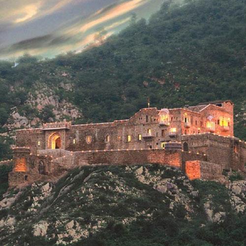 The Dadhikar Fort
